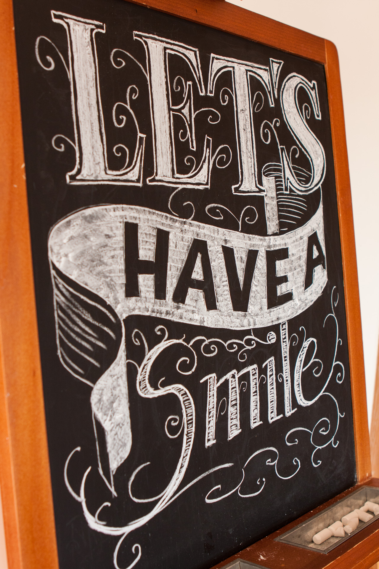 Let's have a Smile